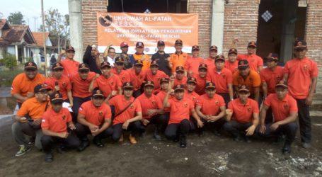 Ukhuwah Al-Fatah Rescue se-Jawa Tengah Adakan Latihan Gabungan