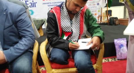 Disabilitas Tak Surutkan Semangat Perjuangan Bebaskan Palestina