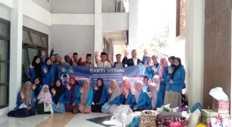 Sebanyak 40 Mahasiswa UIN Ar-Raniry Baksos di Aceh Besar