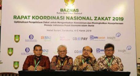 Ketua Baznas: Pendistribusian Dana Zakat 2018 Sesuai Target