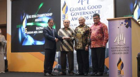 Baznas Raih Global Good Governance Award 2019