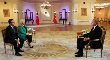 Erdogan: Kami Menyebut Haghia Sophia Sebagai Masjid