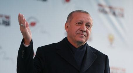 Erdogan: Turki, Mesir, Perancis dan AS akan Bahas Perkembangan Suriah