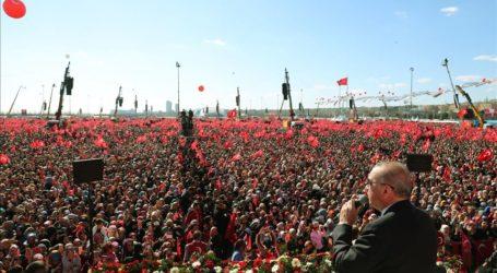 Erdogan Puji Sikap Selandia Baru Terhadap Terorisme