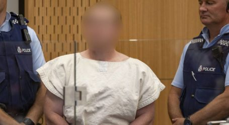 Terdakwa Serangan Masjid NZ Protes Perlakuan Penjara