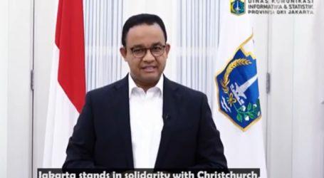 Gubernur Anies: Jakarta Bersama dalam Solidaritas dengan Christchurch