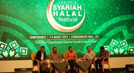Jakarta Syariah Halal Festival: Ekonomi Syariah dan Industri Halal