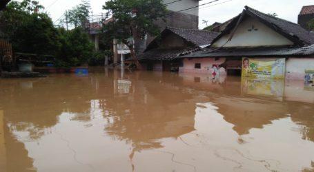22.105 KK Terdampak Banjir Sungai Citarum di Kab. Bandung