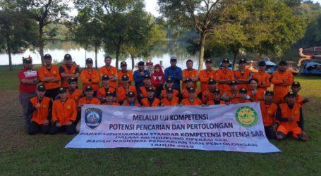 BASARNAS Adakan Uji Kompetensi SAR Seluruh Indonesia
