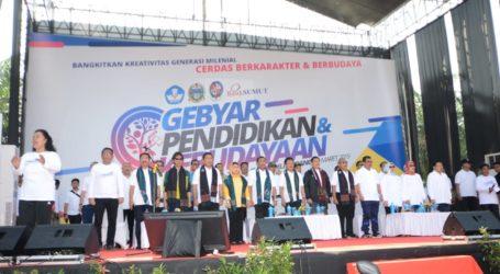 Kabupaten Deli Serdang Terima Rp 739,6 Miliar untuk Pendidikan