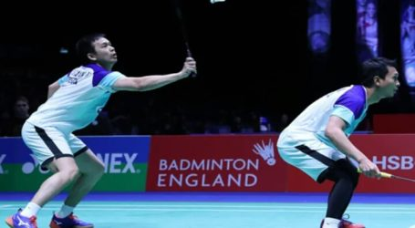 Hendra/Ahsan Amankan Tiket Final All England 2019