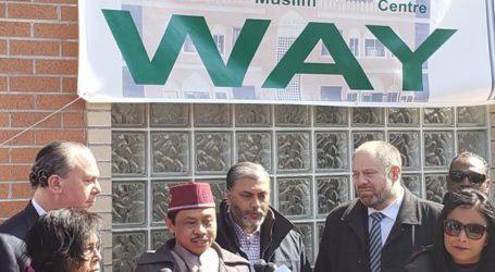 Solidaritas untuk Muslim Selandia Baru dari New York