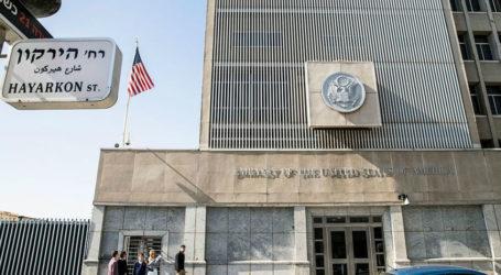 AS Diperkirakan Akan Tunda Pembukaan Kembali Konsulat untuk Palestinadi Yerusalem