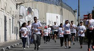 Ribuan Warga Palestina dan Luar Negeri Ikuti Lomba Marathon Bebaskan Palestina