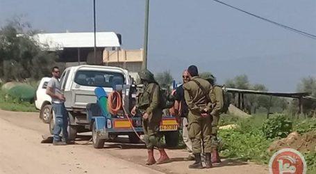 Israel Putus Pasokan Air Bagi 2.600 Warga Palestina di Lembah Yordan