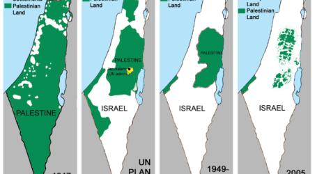 "Khayalan Zionis tentang ""Tanah yang Dijanjikan"""