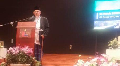 Presiden MAPIM: Jika Masjid Dunia Bersatu, Gerakan Pembebasan Al-Aqsa Lebih Realistis