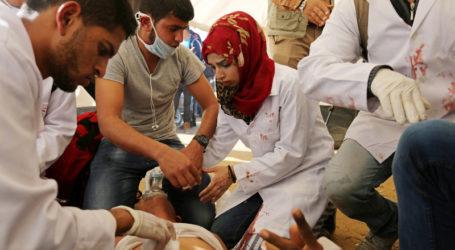 Malaikat dan Burung dari Amerika untuk Orang Gaza