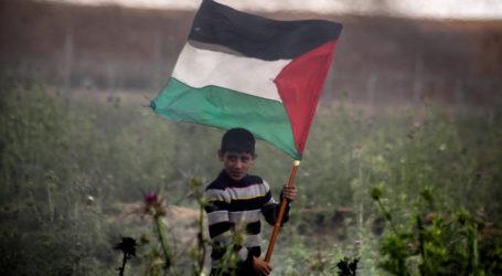 Peringatan Setahun Great March of Return, Tiga Remaja Palestina Gugur