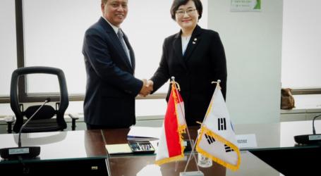 Indonesia-Korsel Kerjasama Kembangkan Universitas Syber