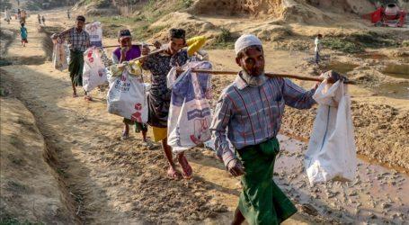 PBB Desak Bangladesh Tetap Buka Pintu Bagi Rohingya