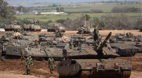 Israel Kerahkan Tentara Tambahan ke Wilayah Perbatasan Gaza