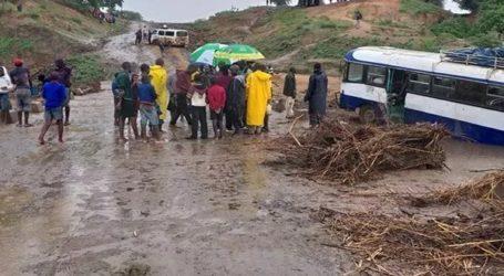 Turki Berikan Bantuan Pascabencana Mozambik