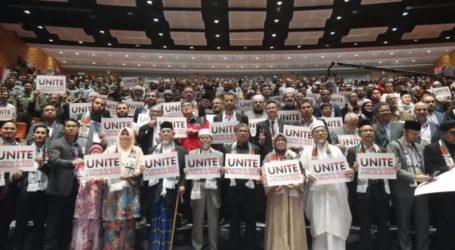 Konferensi Internasional Bela Baitul Maqdis dan Al-Aqsa Resmi Dibuka