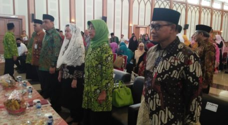 Gerakan Nasional Sejuta Masjid Ramah Anak Dideklarasikan