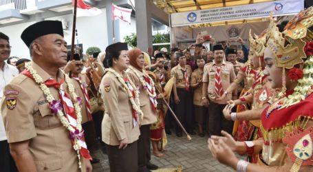 Mendikbud: Jambore Pandu Sekolah Merupakan Pelaksanaan PPK