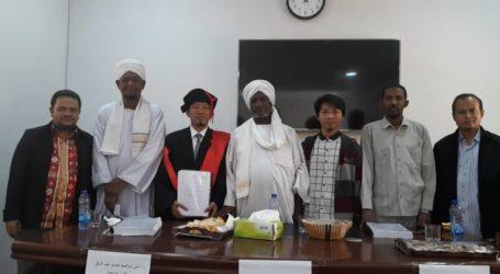 Dua Doktor Alumnus Sudan Perkuat Shuffah Al-Quran