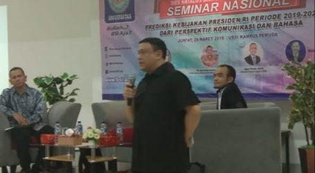 Aat: Jika Menang, Prabowo Jadikan RI Kian Berkibar