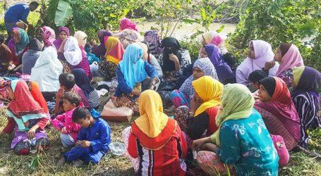 34 Wanita dan Anak Rohingya Terdampar di Pantai Malaysia