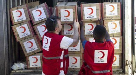 Bulan Sabit Merah Turki Kirim Bantuan Untuk Korban Topan Di Mozambik