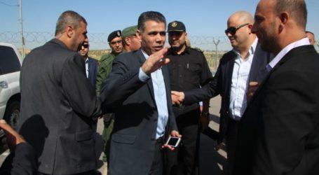 Delegasi Mesir Tiba di Gaza