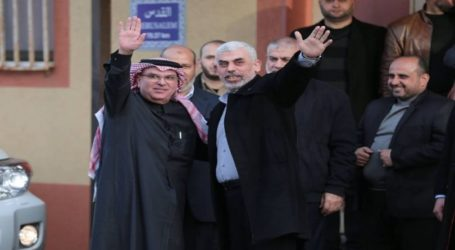 Qatar Bantu Dana Untuk Bahan Bakar dan Listrik di Jalur Gaza