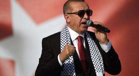 Erdogan Serang Netanyahu: Pembunuh Anak-anak Palestina