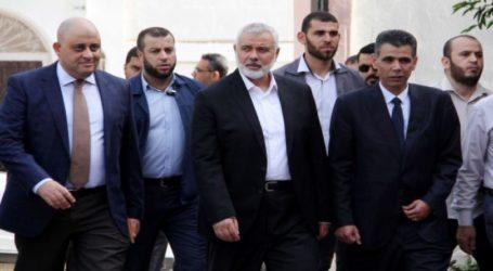Delegasi Pejabat-Pejabat Senior Keamanan Mesir Tiba di Gaza