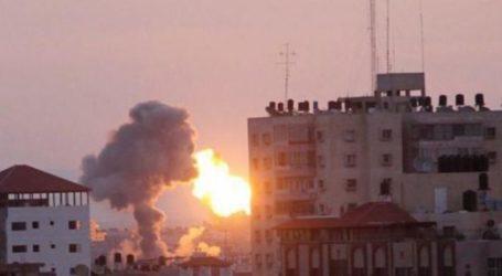 Hamas Lancarkan Serangan Roket, Pesawat Israel Balas Bombardir Jalur Gaza