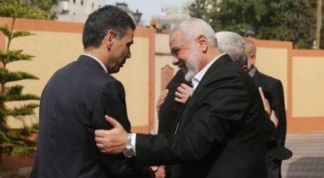 Delegasi Keamanan Mesir Lakukan Pertemuan di Gaza