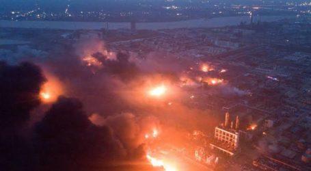 47 Tewas, Puluhan Terluka Akibat Ledakan Dahsyat Pabrik Kimia di Yiangsu, Cina