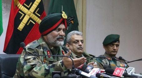 Informasi Intelijen India Peringatkan Serangan Militan di Kashmir