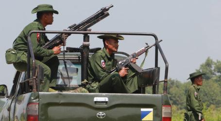 PBB Khawatir Adanya Kekejaman Massal di Myanmar Utara