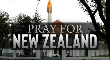 Polisi Selandia Baru Rilis Lima Nama Korban Serangan di Christchurch