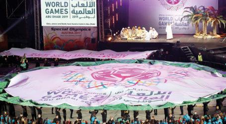 Olimpiade Khusus Arab-Afrika Dibuka di Abu Dhabi