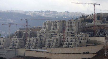 Israel Setujui 4.500 Unit Pemukiman Baru di Tepi Barat