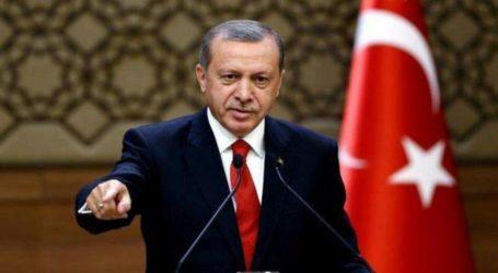 Erdogan Serukan Hukuman Terberat Bagi Pembunuh Jamaah Masjid