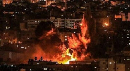 Israel Terus Gempur Posisi Perlawanan di Gaza