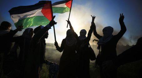 Warga Palestina Protes Perlakuan Israel terhadap Tahanan