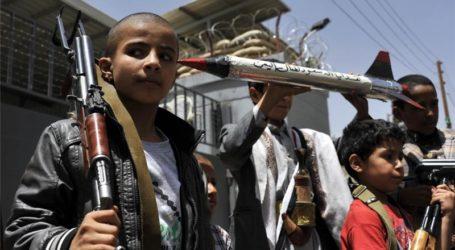 Laporan : Houthi Rekrut Lebih dari 10.000 Anak di Yaman